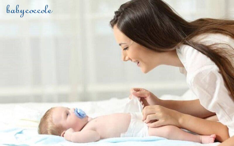 Các kiến thức về bỉm tã trẻ sơ sinh mẹ cần biết
