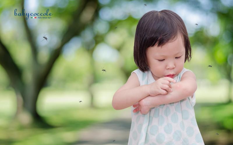 Các tiêu chí lựa chọn xịt chống muỗi cho bé
