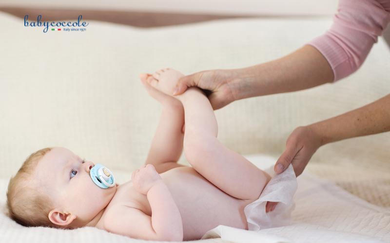 cách trị hăm cho trẻ